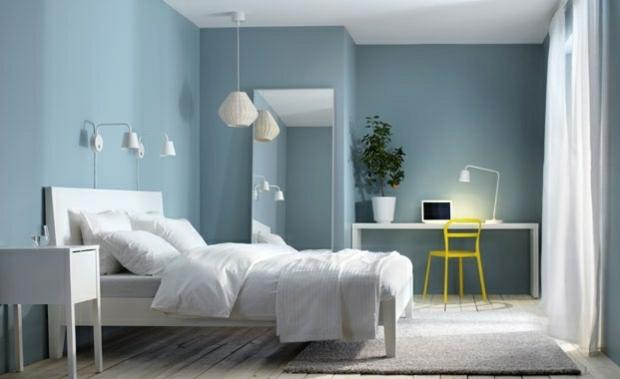 Adopter une dco chambre qui na pas peur des couleurs