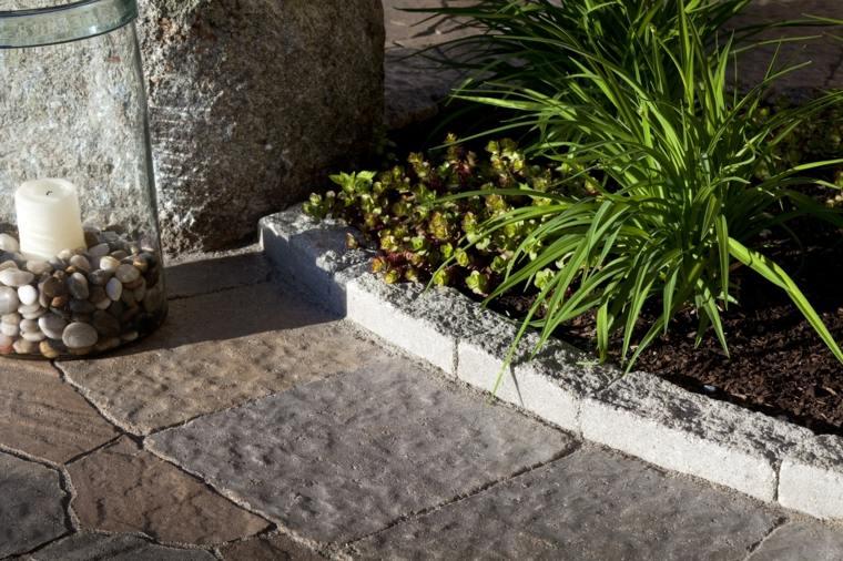 Bordure de jardin Prparez vos jardins et terrasses