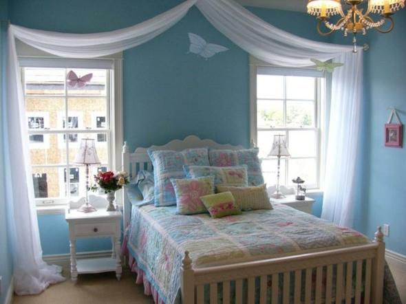 Chambre de petite fille  dcoration crative et pas chre