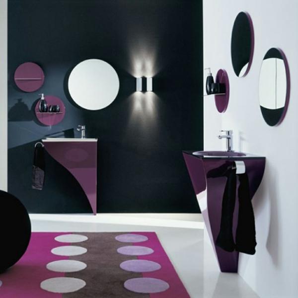La petite salle de bain moderne ides de dcoration