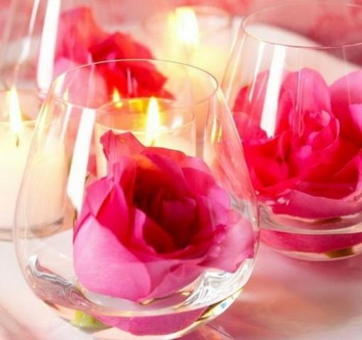 Dcoration Saint Valentin en rose  30 ides originales