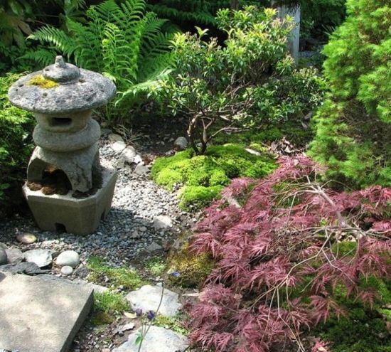 jardin japonais 18 exemples inspirants