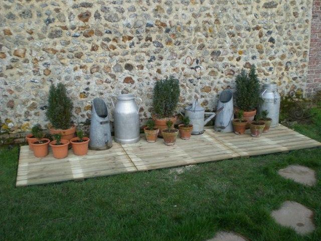 Terrasse Jardin 15 Solutions Pratiques Et Esthtiques