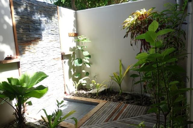 Douche extrieure Lespace bientre au jardin