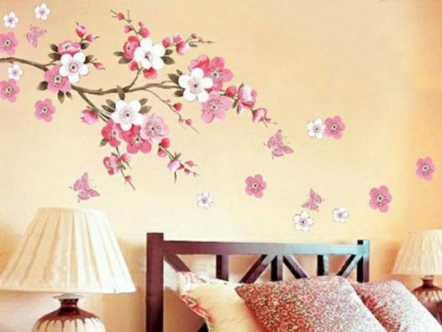 3d Wallpaper For Walls Australia Fleur De Cerisier Une D 233 Coration D Ambiance Zen