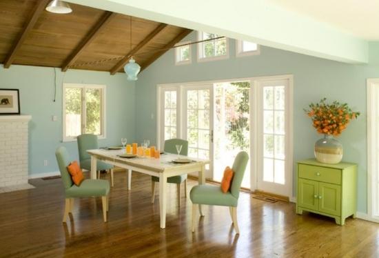 living room colors pictures black and white wall decor for 45 idées de déco printemps pour rafraichir votre intérieur