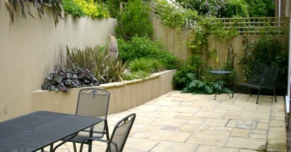 Jardin Urbain Estival Sieste Confort Deco