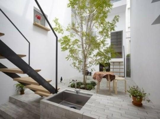 Jardin intrieur  quelques ides inspirantes de dcoration