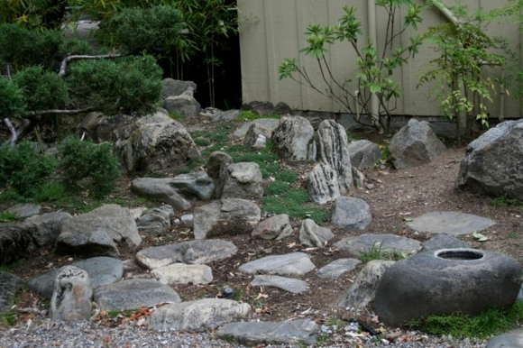 Jardin minimaliste  une tendance moderne