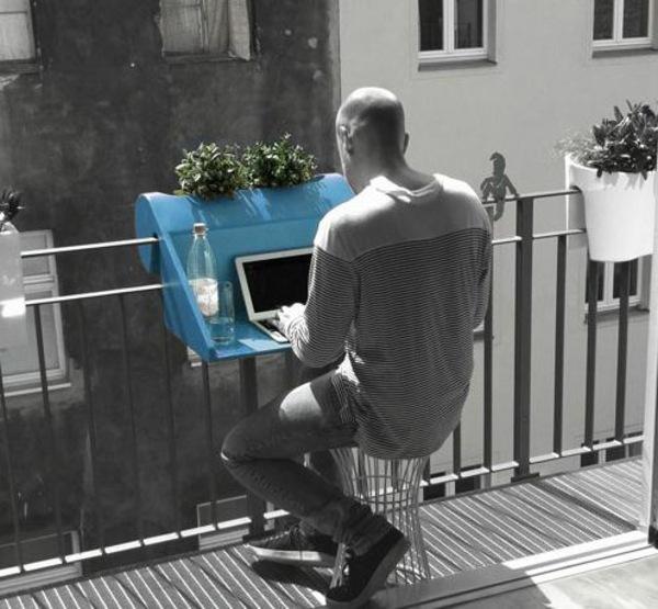 La jardinire balcon  loutil de beaut de votre balcon