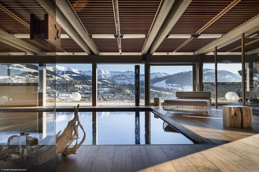 Location chalet Mont Blanc  des vacances de rve