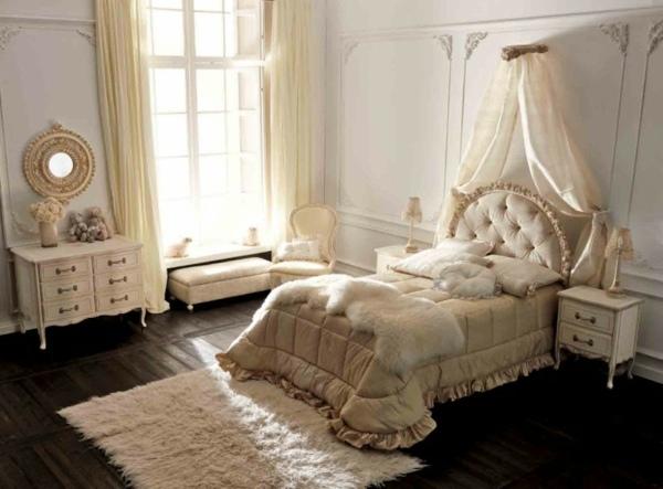 Une chambre blanche pour un sommeil purificateur