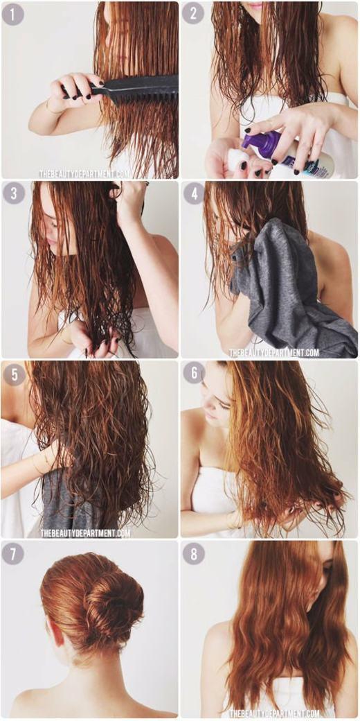 Natural Hair The Sponge Method On Longer Natural Hair