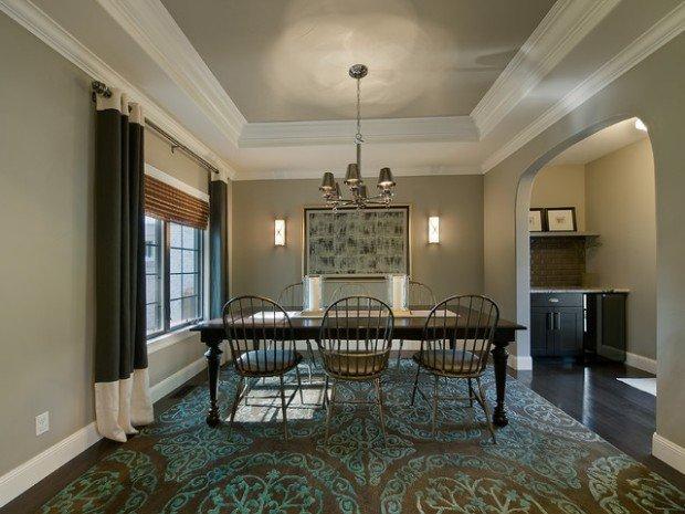 Faux Plafond Design Pour Votre Salle Manger