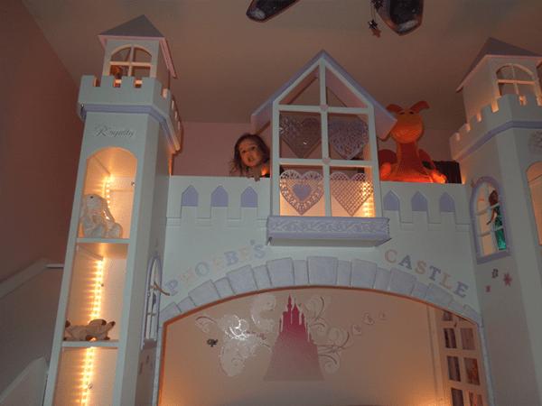 Un lit de conte de fes pour vos petits princes et princesses