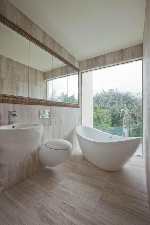 Baignoire Design Pour Une Salle De Bain Paradisiaque