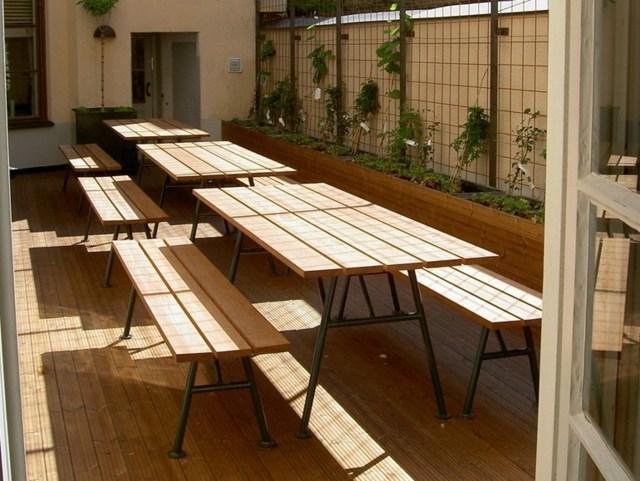 Table De Jardin Pliante Pratique Et Conomique En Espace