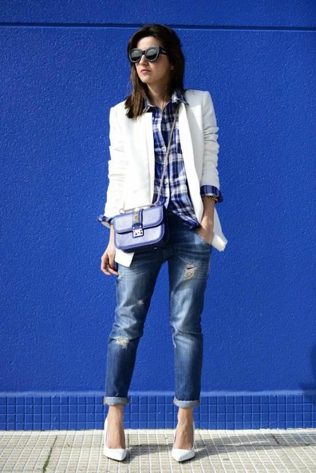 Comment porter un blazer femme les nouvelles tendances
