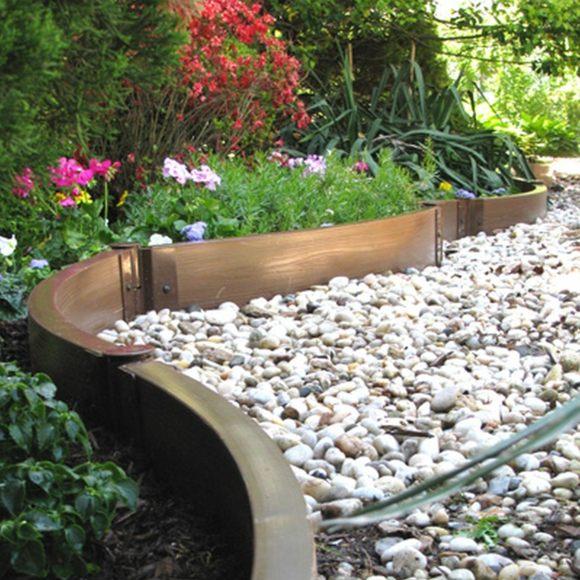 Dcor de jardin quelques ides de bordures de jardin