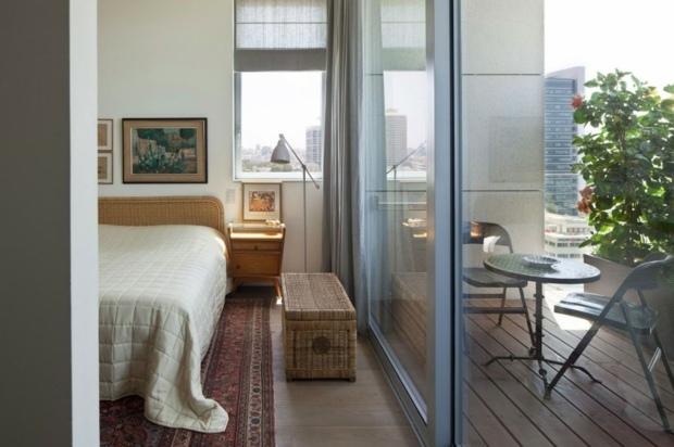Un bel appartement  Tel Aviv  les annes 50 et lan 2000