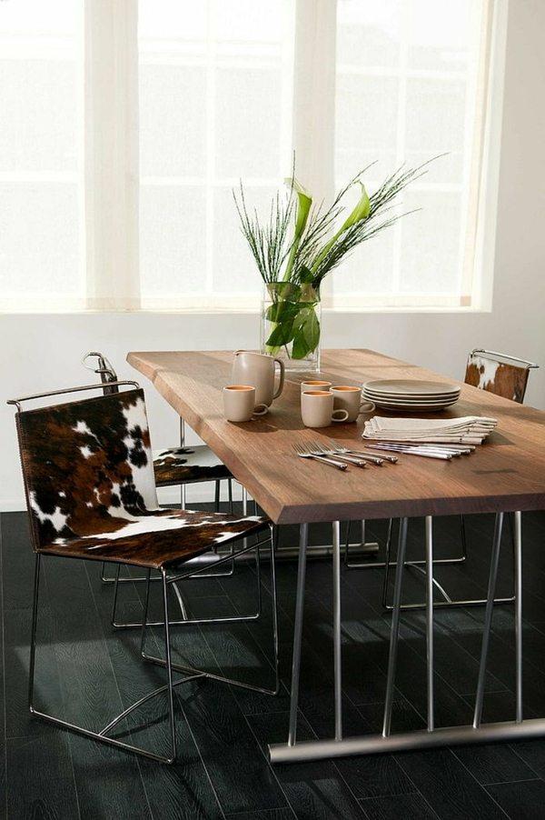Salle Manger Moderne Et Design En Noir