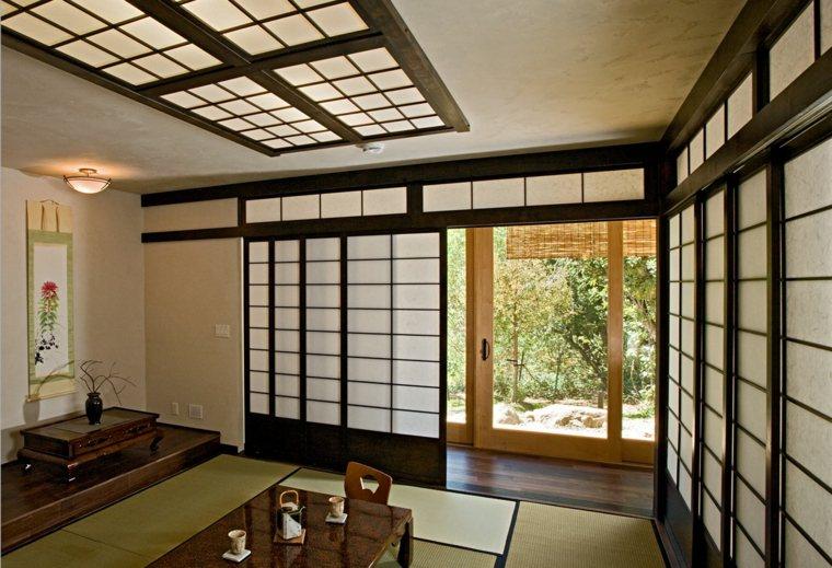 Ides dco avec panneaux japonais  40 exemples lgants