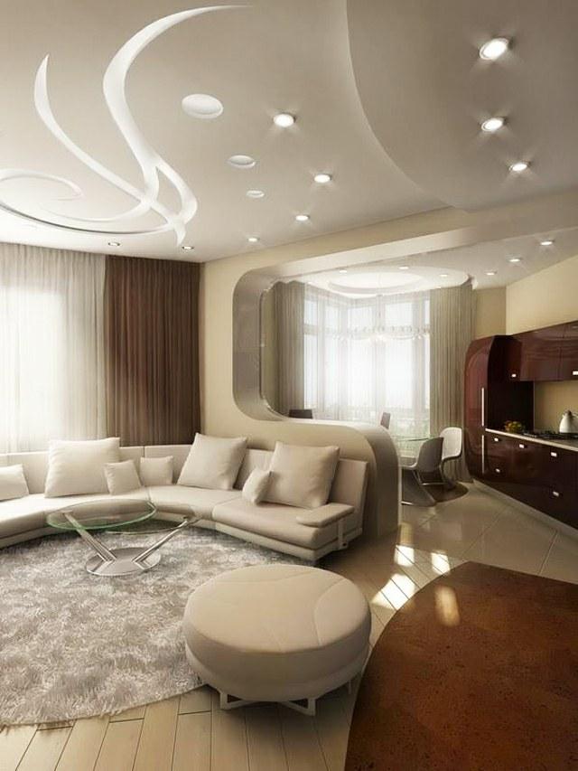 Faux plafond  pratique et esthtique