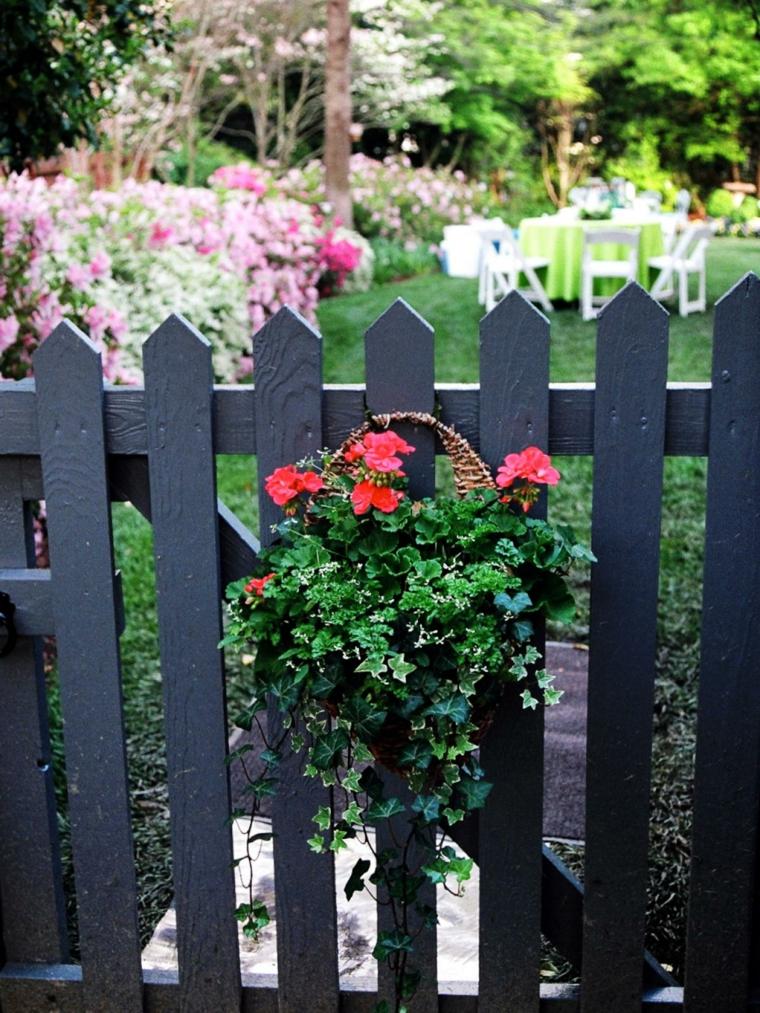 Clture de jardin  comment la dcorer