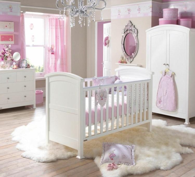 Deco De Chambre De Bebe Fille