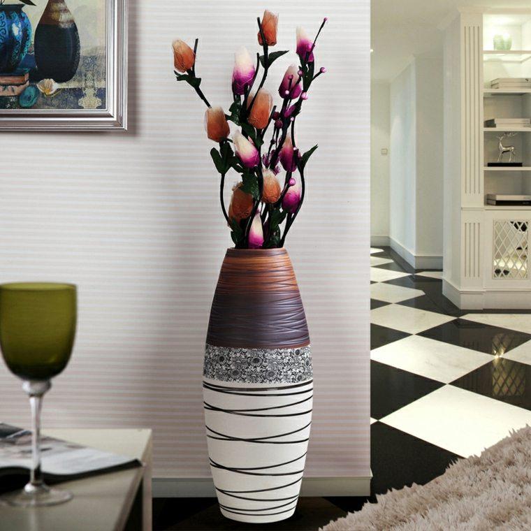 Le grand vase design  31 ides pour un look moderne