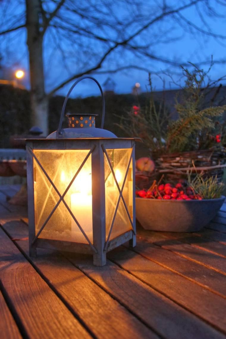 Lanterne de jardin  dcorer son jardin avec de la lumire douce