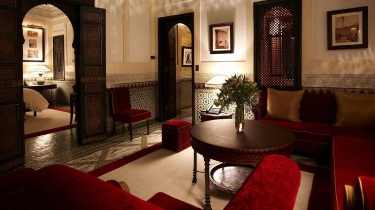 Salon Oriental Moderne Pas Cher