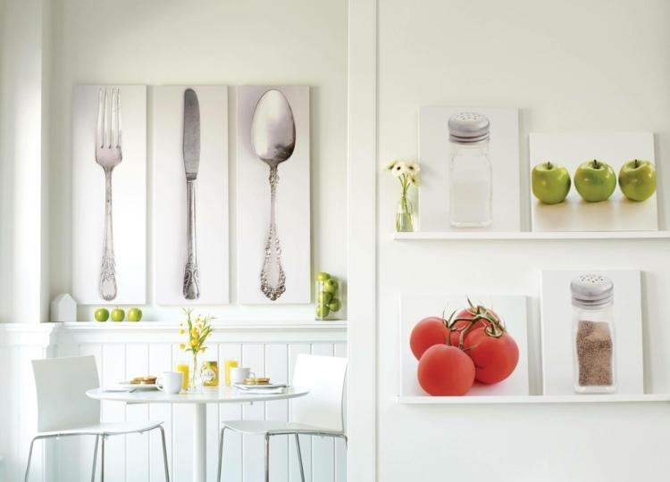 Dco murale cuisine ou comment rendre sa cuisine plus belle