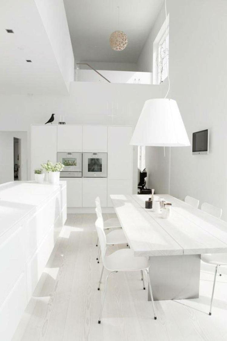 petite table de cuisine design