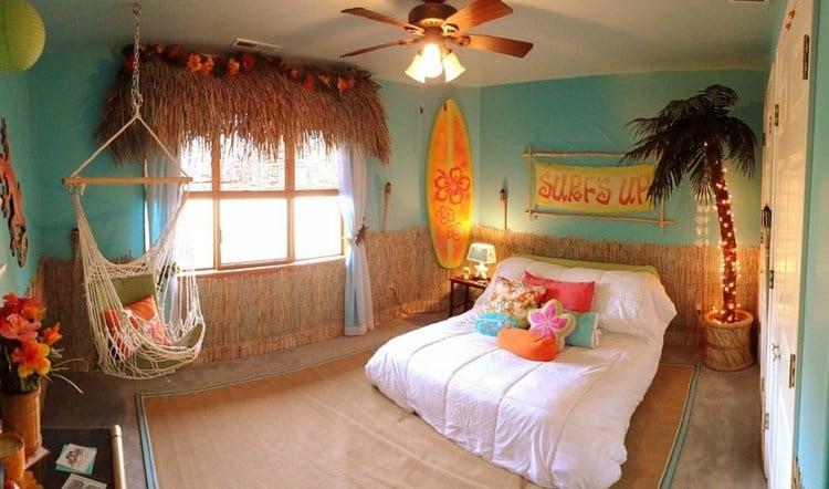 Ide dco chambre enfant la chambre enfant tropicale