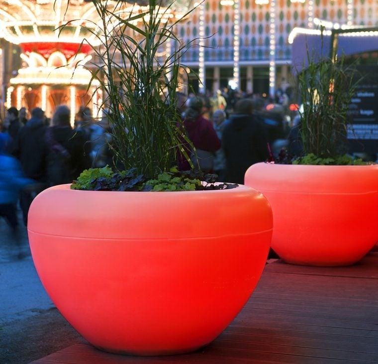 Decoration Jardin Pot
