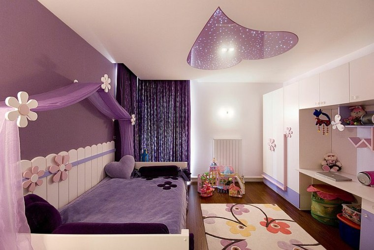 Dcoration de chambre enfant  25 plafonds inoubliables