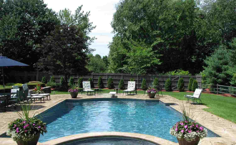 Idee Amenagement Jardin Rectangulaire