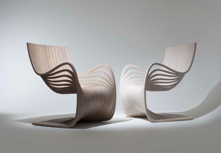 chaises et fauteuils design pour une