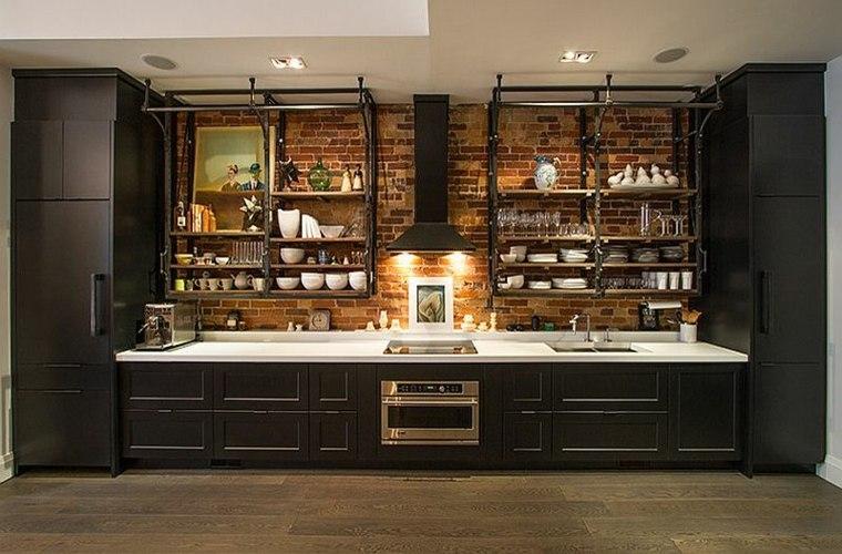 Cuisine Style Industriel Une Beaut Authentique