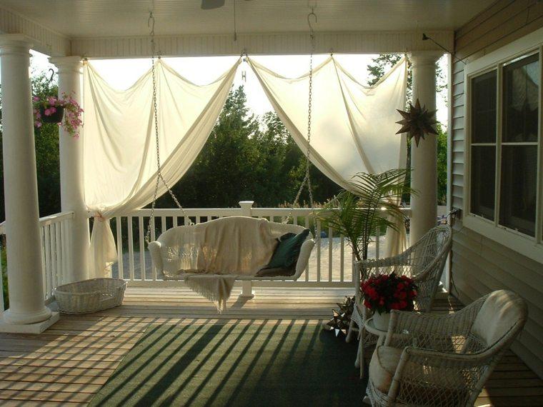 Dco terrasse et balcon  25 ides pour un look fminin et joli
