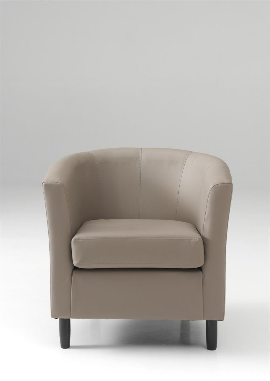 Fauteuil cabriolet moderne pour un confort moelleux
