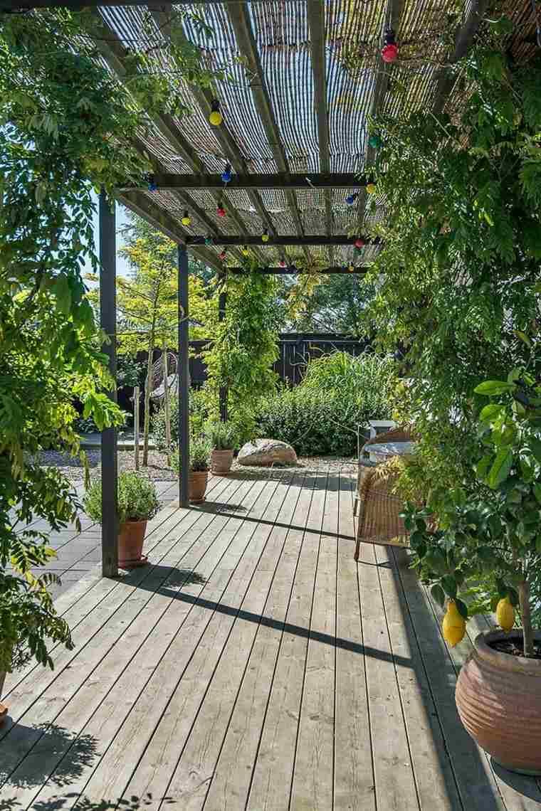 Pergolas et jardin design  50 extrieurs qui font rver