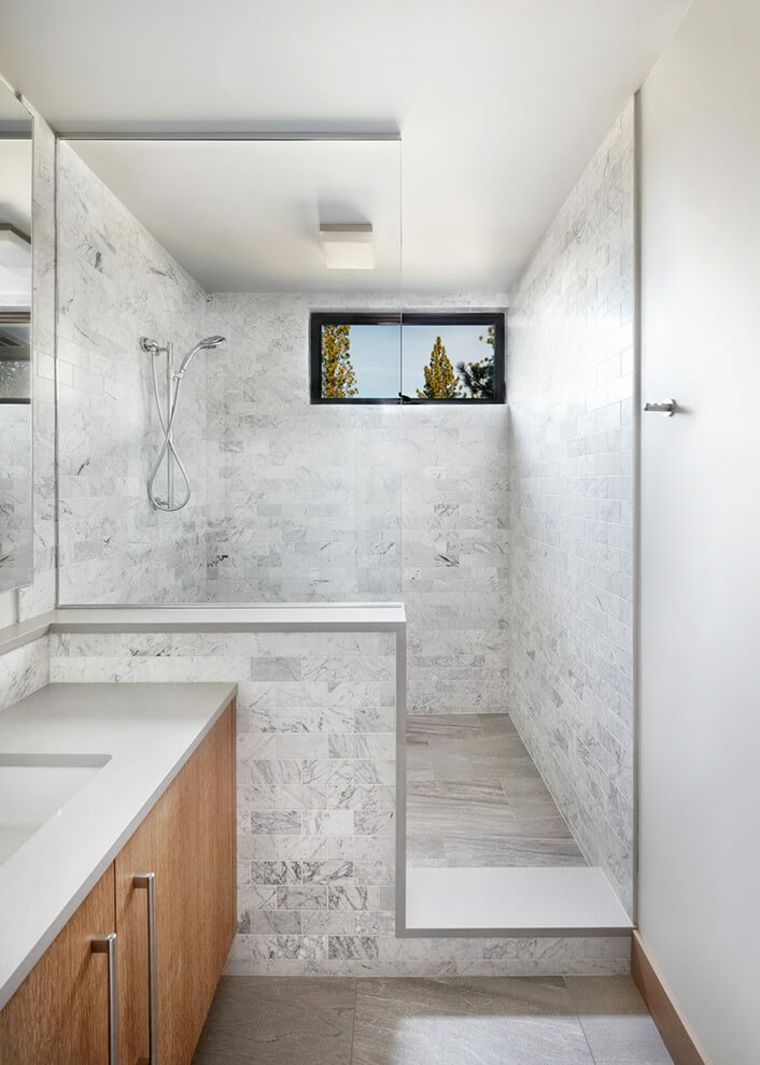 Salle de bain contemporaine de Coahuila  Tel Aviv