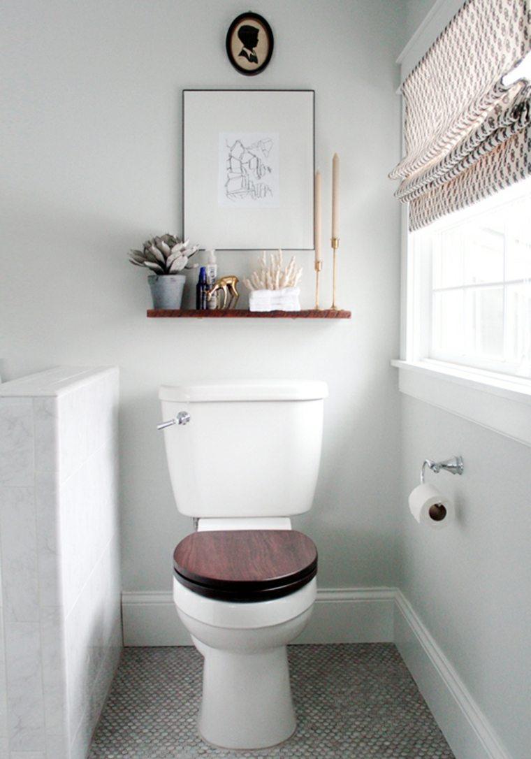 decoration toilettes elegante et