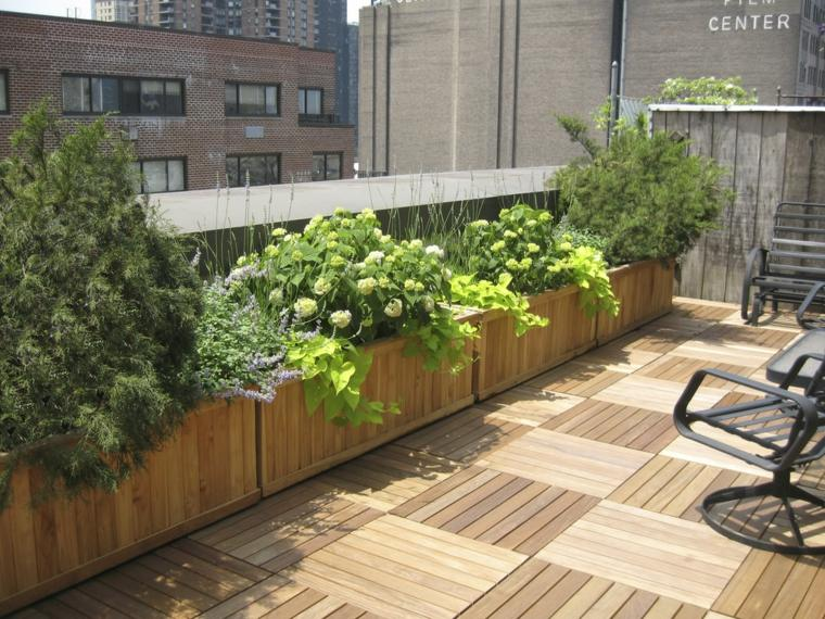Jardin Et Terrasse En Ville 75 Ides Pour Jardin Sur Le Toit
