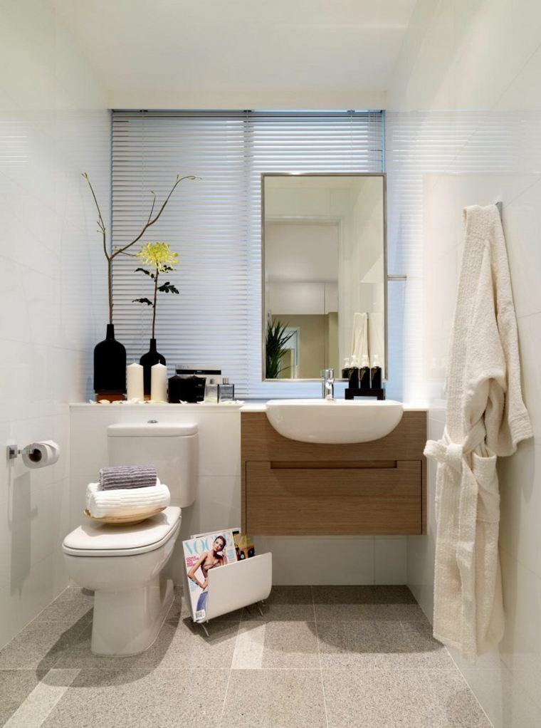 Dcoration toilettes lgante et moderne  quelques ides simples