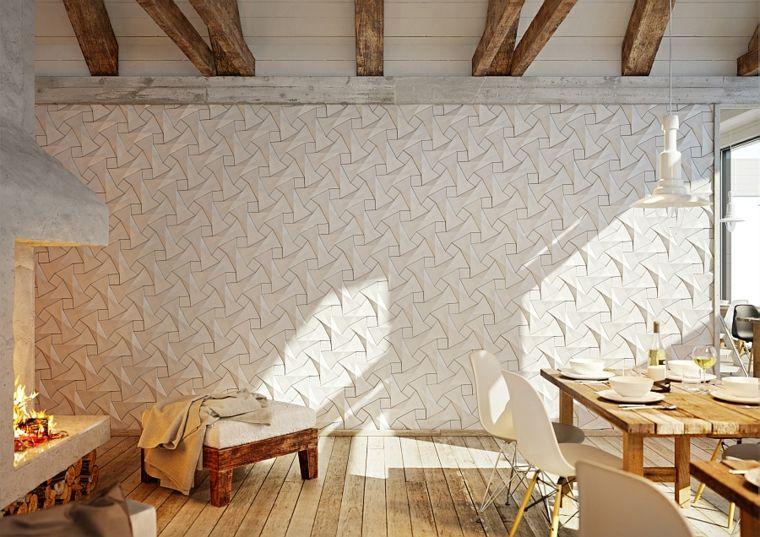 Carrelage motif  gomtrie et design moderne