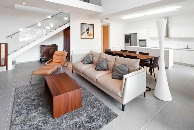 carrelage salon pour un interieur