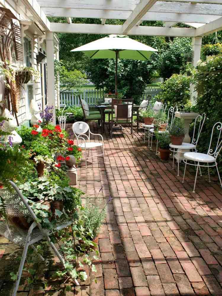 La dcoration terrasse parfaite pour lt en 50 ides